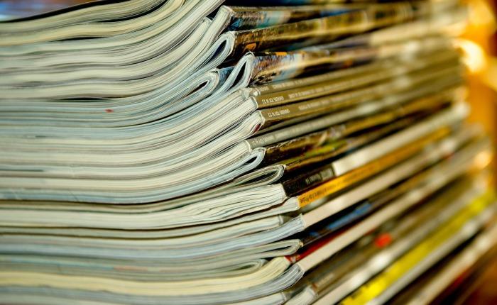 Die Mitarbeiterzeitschrift